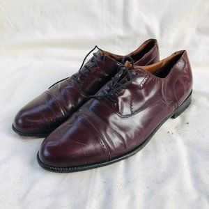 Vintage Bruno Magli Italian Made in Italy Leather